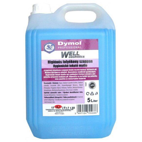 Dymol Well higiénés krémszappan 5l