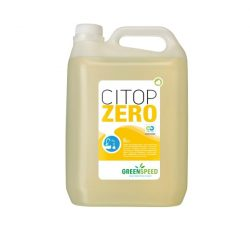 Greenspeed Citop Zero mosogatószer 5L