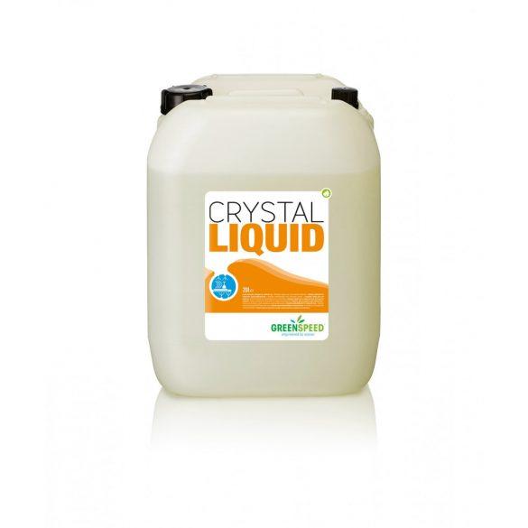 Greenspeed Crystal Liquid nagykonyhai gépi mosogató 20L