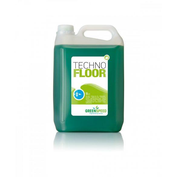 Greenspeed Techno Floor padozat tiszító koncentrátum 5L