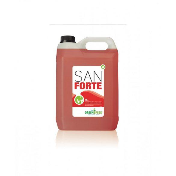 Greenspeed San Forte szaniter tisztító 5L