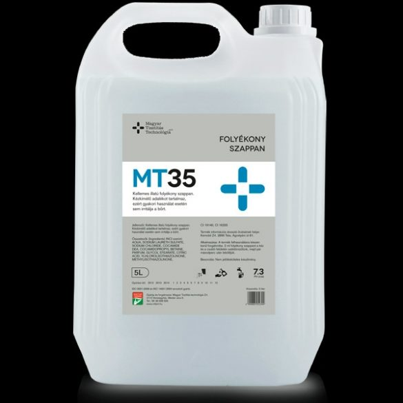 MT35 Habszappan 5L