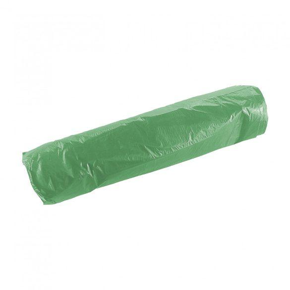 Hulladékzsák 50x60 zöld 13mik