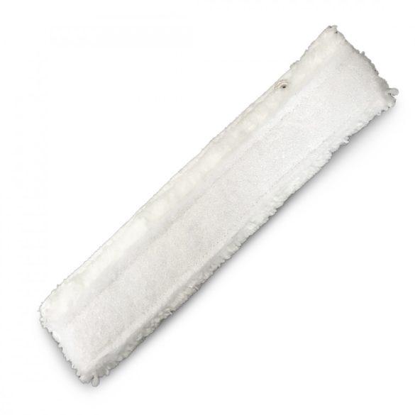 Ablakvizező huzat 35cm fehér+pad