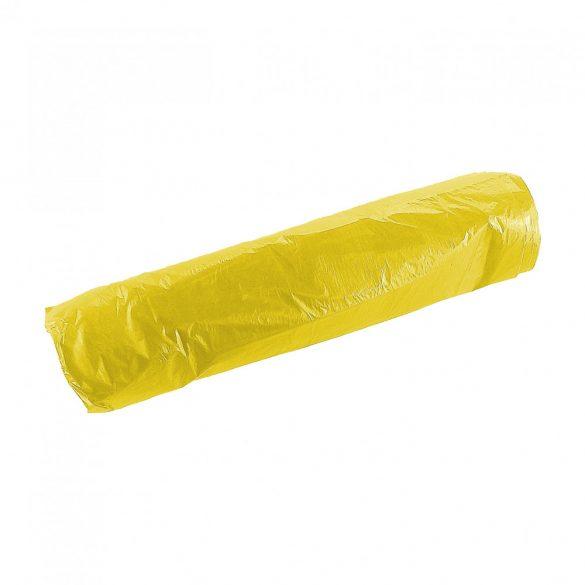Hulladékzsák 60x80 sárga 14mik