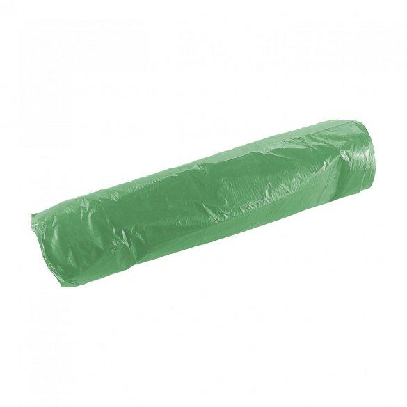 Hulladékzsák 60x80 zöld 14mik