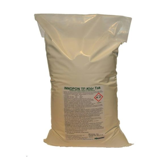 Innopon mosogatópor TF Klór 25kg