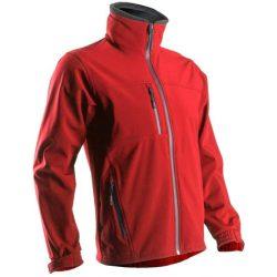 Kabát YANG piros softshell L XYANRL