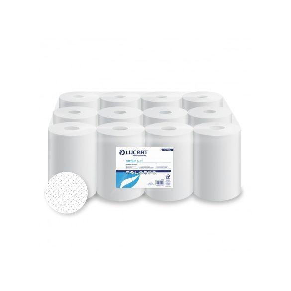 Kéztörlő papír belső tekerésű Strong 14CF 100%