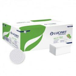 Kéztörlő papír ECO V150 80%