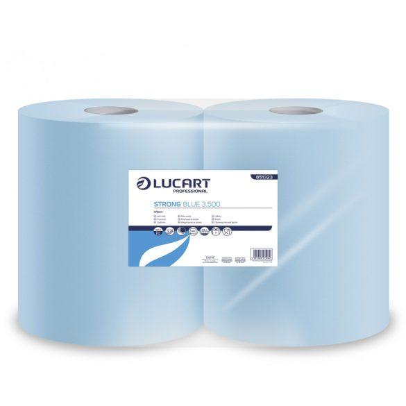 Kéztörlő papír ipari Strong Blue 3.500