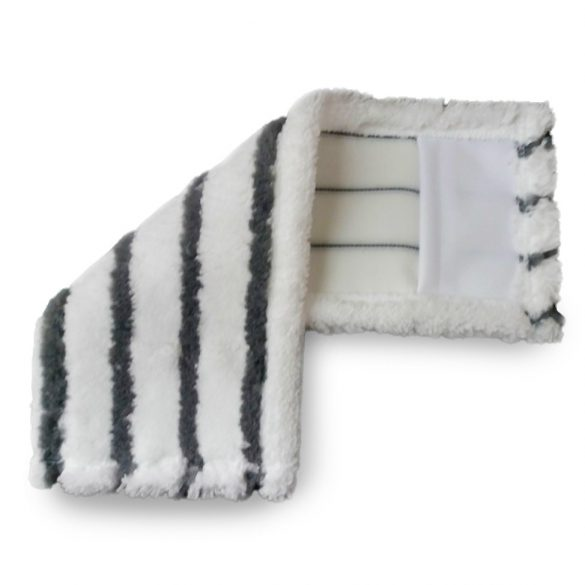 Mikromop 40 Füles fehér-szürke