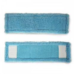 Mikromop 40 zsebes száraz kék CLE 641