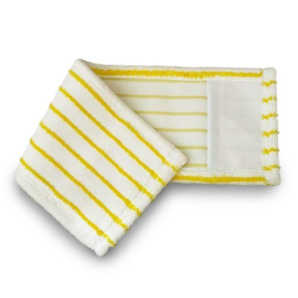 Mikromop 50 Zsebes fehér-sárga