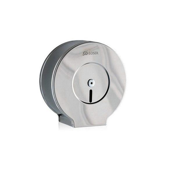 Adagoló toalettpapír 19 LOSDI CO0202F rozsdamentes