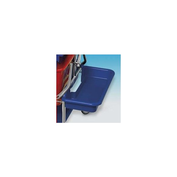 Mop tálca kék műanyag TT007