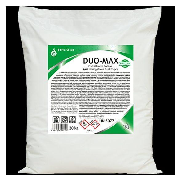 Mosogatópor Duo Max 20kg