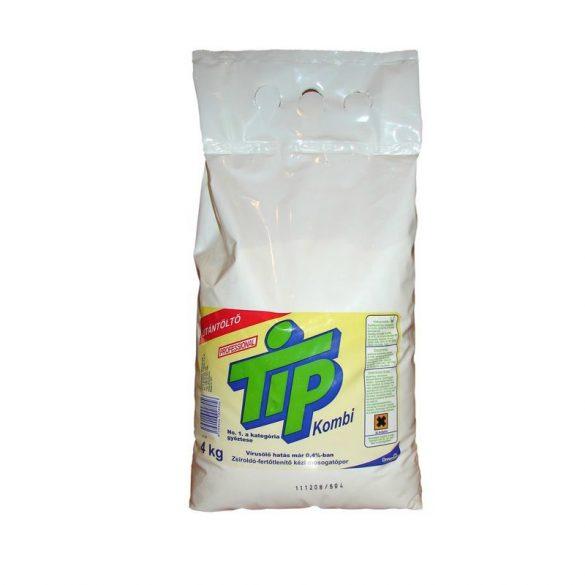 Mosogatópor TIP kombi fertőtlenítő por utántöltő 4kg
