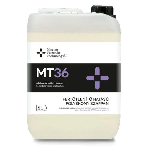 MT36 Fertőtlenítő folyékony szappan 5L