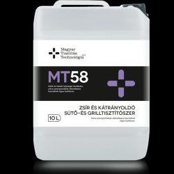 MT58 Sütő- és grilltisztító 10L