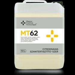 MT62 Citromsavas vízkőoldó 10 L