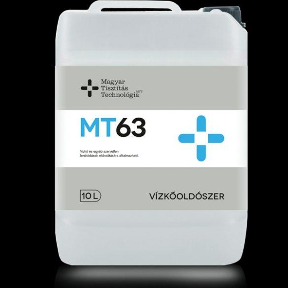 MT63 Vízkőoldó 10l