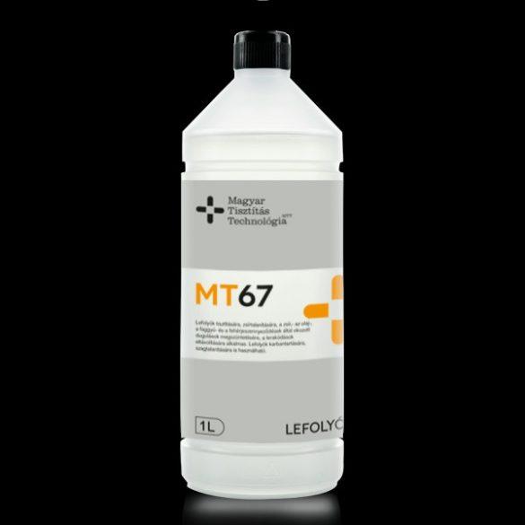 MT67 Lefolyótisztító 1L
