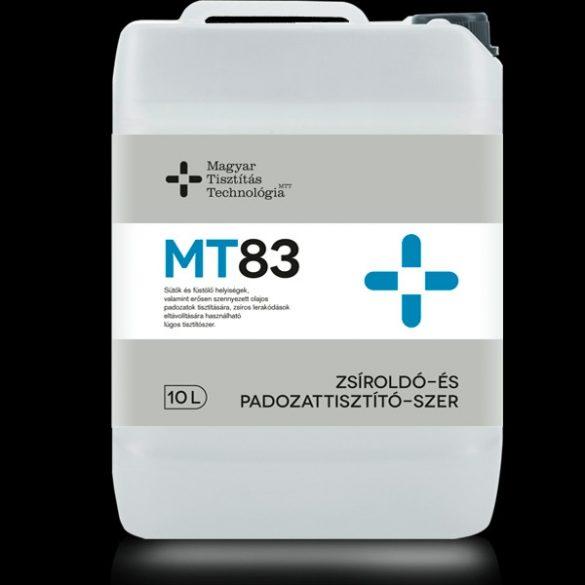 MT83 Hideg Zsíroldó- padozattisztító 10L